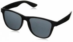 neff Daily Shades Rectangular Sunglasses, Tropical Jungle, 6 mm