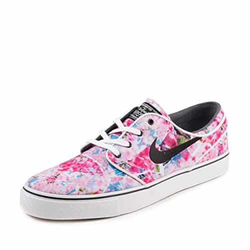 d3e4c9927677 Nike SB Air Zoom Stefan Janoski Canvas Premium Dynamic Pink / Black / White  / Gum