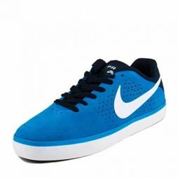 d6411ee9c839 NIKE Mens SB Paul Rodriguez CTD LR Photo Blue White-Obsidian Suede