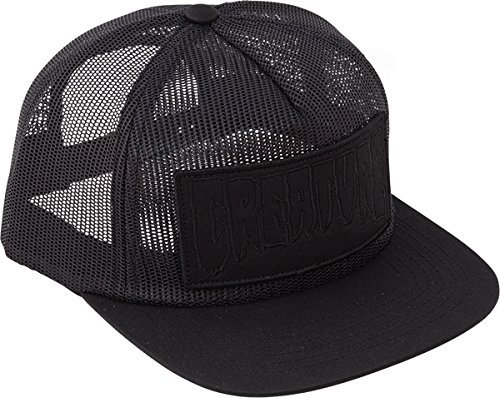 Creature Mens Patch Trucker Mesh Adjustable Hats