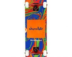 "Chocolate Skateboard Complete Anderson Sumi Chunk 7.25"" Tensor Assembled"
