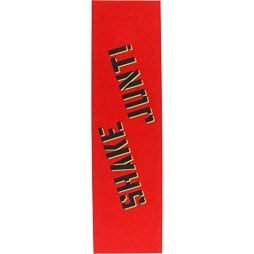 "Shake Junt Red Grip Tape - 9"" x 33"""