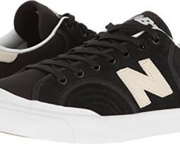 New Balance Numeric  Men's NM212 Black/White 9 D US