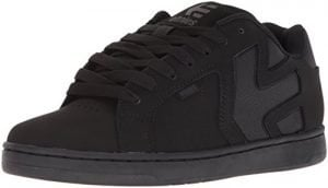 Etnies Men's Fader 2 Skate Shoe, Black/Black/Black, 15 Medium US