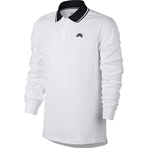 22afc6ff4 Nike SB Dry Polo Long Sleeve Thermal Shirt | Online Skateboard Shop ...