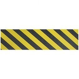"Black Diamond 10x48"" Colors (Single Sheet) Caution"