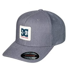 DC Men's Brim Hunter, Grey Heather, S/M
