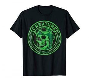 Creature Skateboards Skull T-Shirt